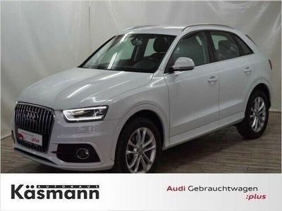 gebraucht Audi Q3 2.0 TDI quattro+BI-XENON+NAVI+PDC+KAMERA