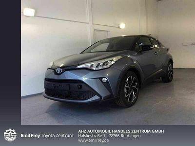 gebraucht Toyota C-HR 2.0 Hybrid Team Deutschland 112 kW, 5-türig (Benzin/Elektro)