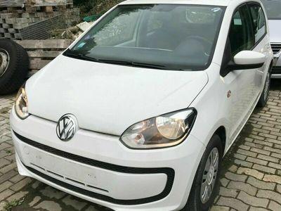 gebraucht VW up! up! moveErdgas, 2-Sitzer mit Laderaum