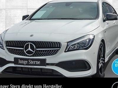 gebraucht Mercedes CLA200 Shooting Brake AMG Stdhzg LED Night Keyl-GO Navi PTS