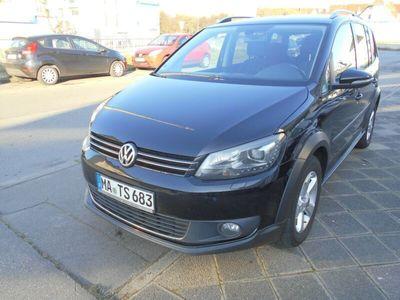 gebraucht VW Touran Cross Touran Euro5