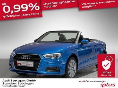 gebraucht Audi A3 Cabriolet Design 2.0 TDI Nvigation Soundsyste