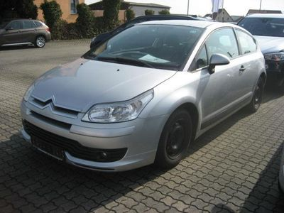 gebraucht Citroën C4 Coupe 1.4 16V 2.Hand Klima TÜV 12/17