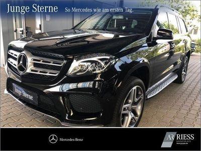 gebraucht Mercedes GLS350 d 4MATIC Off-Roader AMG+Harman+Comand