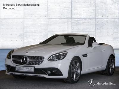 gebraucht Mercedes 180 SLCAMG-Styling Sportpaket Pano-Dach LED