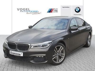 gebraucht BMW 730L d Limousine