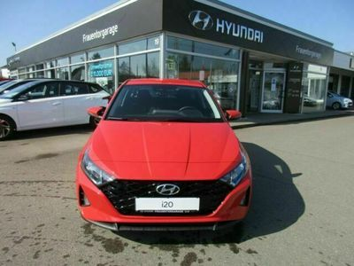 gebraucht Hyundai i20 1.0 Turbo 100 PS Select