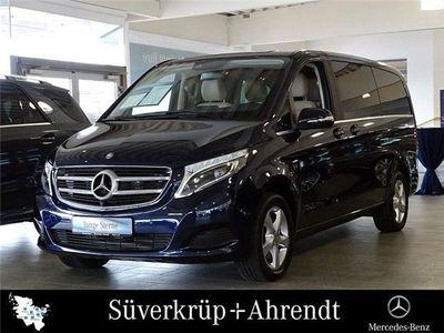 gebraucht Mercedes V250 BlueTEC AVANTGARDE Lang Comand+LED ILS
