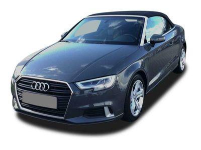 gebraucht Audi A3 Cabriolet 2.0 TDI Sport, LED, Navi, Alcantara, EA8 05.22