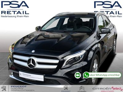 gebraucht Mercedes GLA200 Urban *Xenon*Panorama*AHK*