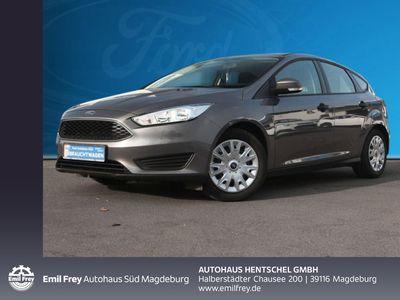 gebraucht Ford Focus 1.6 Ti-VCT Ambiente Klima