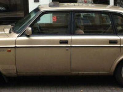 gebraucht Volvo 240 244Gold Metallic Limousine TÜV 04/2020