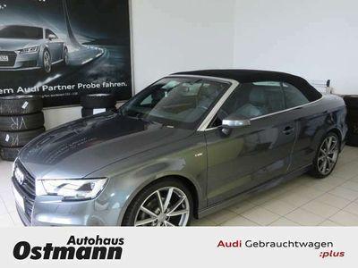 gebraucht Audi A3 Cabriolet sport 1.5 TFSI S line Matrix RFK