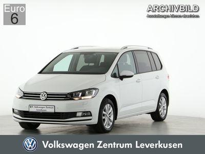begagnad VW Touran Highline 1.4 TSI USB KLIMA PDC ACC EU6