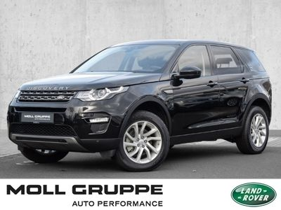 gebraucht Land Rover Discovery Sport 2.0 TD4 SE PANORAMA AHK