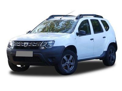 gebraucht Dacia Duster 1.6 Benzin
