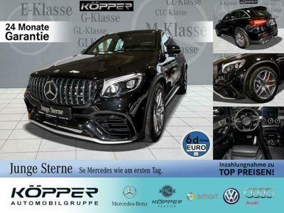 gebraucht Mercedes GLC63 AMG AMG S 4MATIC+ Black Edition Comand/Klima