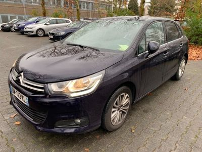 gebraucht Citroën C4 1.6 HDI *ACA, AUTOMATIC, GPS* 32-1712