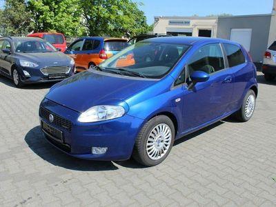 gebraucht Fiat Grande Punto 1.3 16V Multijet Dynamic
