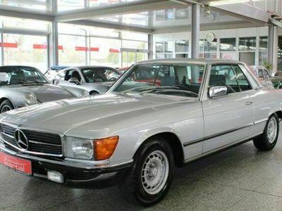 gebraucht Mercedes 380 SLC - dt. - KD Heft - Klima - toporiginal