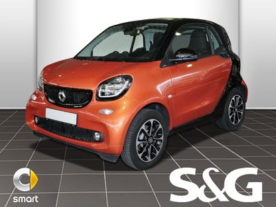 gebraucht Smart ForTwo Coupé 66 kW prime LED/Tempomat/Start-Stop