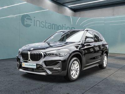 gebraucht BMW X1 X1sDrive18d Adv. AUT DAB HIFI NAV SHZ PDC RTTI