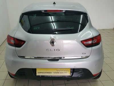 gebraucht Renault Clio IV 0.9 TCe 90 eco² Luxe ENERGY Start&Stop