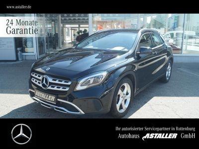 gebraucht Mercedes GLA200 SUV Urban+Busines+LED+DAB+Nav+18''+Harma