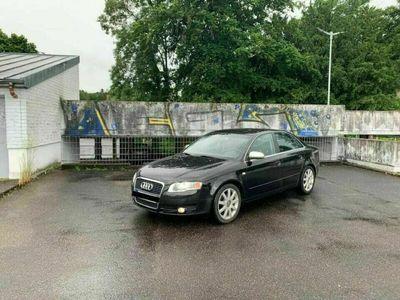 gebraucht Audi A4 2.0TDI LIMO XENON TÜV SPORT