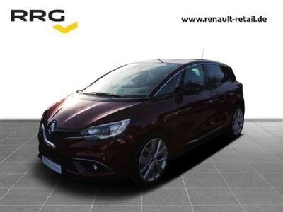 gebraucht Renault Scénic IV TCe 140 Limited Navi + Sitzheizung