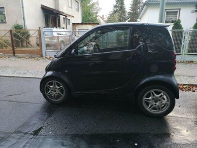 gebraucht Smart ForTwo Coupé softtouch pure cdi dpf