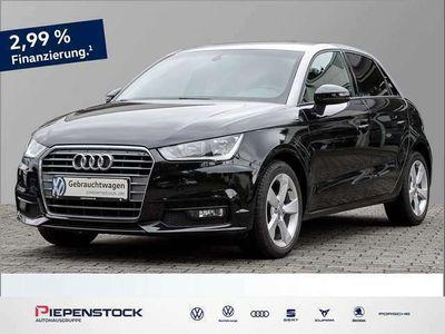 gebraucht Audi A1 Sportback 1.0 TFSI sport Klima Navi Sitzhz.