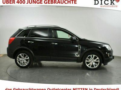 "gebraucht Opel Antara Cosmo 2.2CDTI 4x4 >LEDER+NAVI+XEN+SHZ+19"""