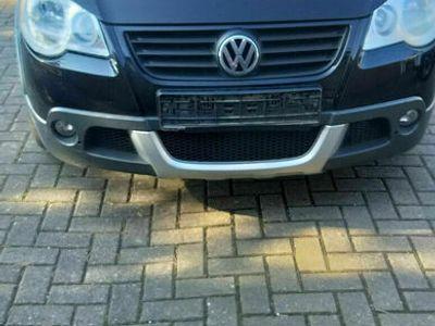 gebraucht VW Polo Cross Polo 1.6