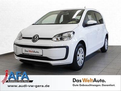 gebraucht VW up! 1,0 Move Klima,PDC,Tempo
