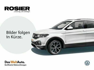 gebraucht VW T-Roc 1.5 TSI DSG IQ Drive Navi Spur.- Totw.-
