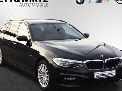 used BMW 540 i xDrive Touring Navi HUD LED HiFi DAB