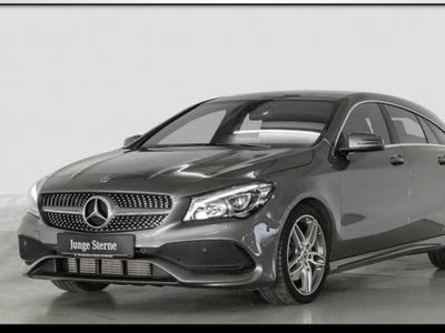 gebraucht Mercedes CLA250 Shooting Brake AMG Line+LED+Navi+ParkAssist
