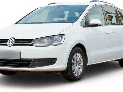 gebraucht VW Sharan Sharan2.0 TDI DSG Comfortline Navi ACC