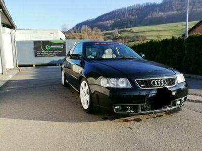 käytetty Audi S3 1.8 T quattro