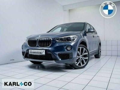 gebraucht BMW X1 sDrive 18 iA Navi+ HuD Panorama LED Parkassistent