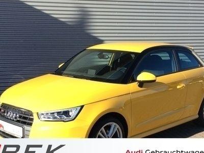gebraucht Audi S1 2.0 TFSI quattro XENON, NAVI, SITZHEIZUNG KLI