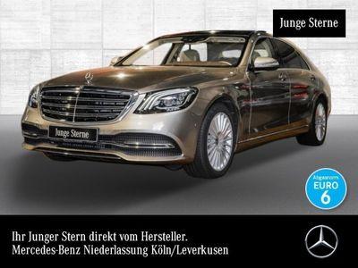 second-hand Mercedes S560 Limousine lang