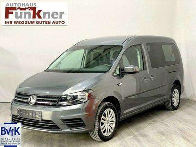 gebraucht VW Caddy Maxi DSG Trendline BMT/7-Sitzer