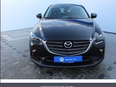 gebraucht Mazda CX-3 SKYACTIV-G 121 FWD Exclusive-Line