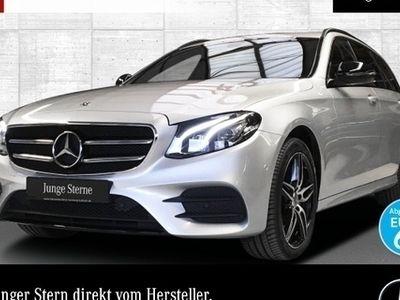 gebraucht Mercedes E200 T AMG LED Night Kamera Navi Totwinkel PTS