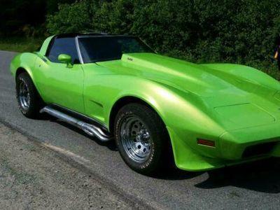 gebraucht Corvette C3 L82 Bj 1979 H Zulassung