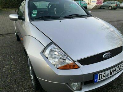 gebraucht Ford StreetKa 1.6 Benzin Cabrio