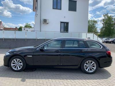 gebraucht BMW 518 d AUT. Touring+XENON+17 Zoll