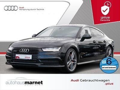 gebraucht Audi A7 Sportback 3.0 TDI Navi LED Alu Einparkhilfe Start/